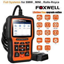 FOXWELL NT510Elite for BMW Full System Bi-Directional Scanner Tool ABS SRS Engin