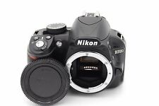NIKON D3100 14.2MP 3''Screen Digital SLR Camera BODY ONLY - SHUTTER COUNT: 81