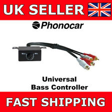 Phonocar 4/193 Subwoofer Level Control Bass Controller Universal Brand NEW