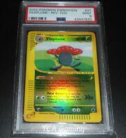 PSA 9 MINT Vileplume 31/165 REVERSE HOLO Expedition Base Set Pokemon Card