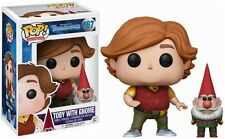Funko Pop Trollhunters 467 Toby with Gnome