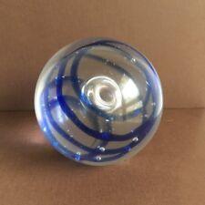 Wasser-laufender Glaskugel für Zimmerspringbrunnen, Bonsai Brunnen 12,5 cm
