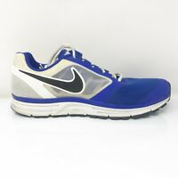 Nike Mens Zoom Vomero Plus 8 580563-401 Blue White Running Shoes Size 11.5