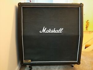 Marshall 1960 4x12 Cabinet