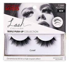 (3 Pack) KISS LASH COUTURE TRIPLE PUSH-UP CORSET
