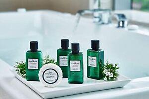 Hermes Eau D'orange Verte Toilettes Travel Set x 5 items (4 x 40g & 25g soap)
