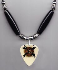 Extreme Saudades de Rock Guitar Pick Necklace