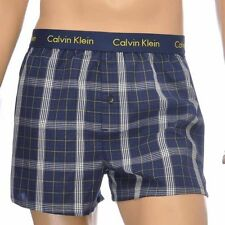 Calvin Klein Checked Underwear for Men