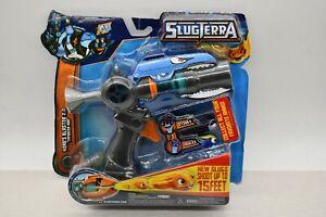 Slugterra Kord's Blaster 2.0 Enforcer HBB Stinky & Joules Firing Slugs, Complete