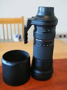 Tamron 150-600mm f/5-6.3 telephoto lens - Nikon mount