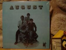 AUGUST LP/1968 Philadelphia/Garage Folk Pop Rock Ultra-Rarity/Sealed/OOP/SHADOKS