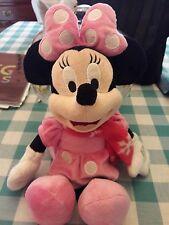 Disney Minnie Mouse Plush - Pink Dress