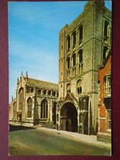 POSTCARD SUFFOLK BURY ST EDMUNDS - THE CATHEDRAL