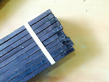 Indian Ebony Guitar Fingerboards : Master Grade AAA Pack of 10 for Luthiers