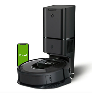 iRobot Roomba i7+ plus (7550) Robot Vacuum w/ Auto Dirt Disposal NEW SEALED BOX