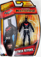 "DC Multiverse ~ 3 3/4"" BATMAN BEYOND ACTION FIGURE ~ Arkham City ~ IN STOCK"