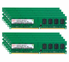 For Hynix 20GB 10X 2GB 2RX8 PC2-6400U DDR2 800MHz 240PIN RAM Desktop DIMM Memory