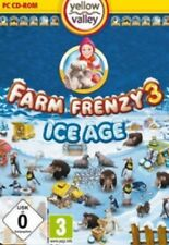 FARM FRENZY 3 Ice Age DEUTSCH Neuwertig