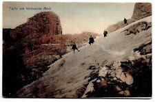 Steinernes Meer, Nähe Riemannhaus, Maria Alm, Saalfelden, Bergsteiger, ca. 1910