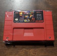 100 in 1 SNES Super Nintendo Multicart - 100 Classic Super NES Games *FAST SHIP*