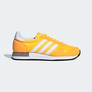 adidas Men's Originals USA 84 Comfort Shoes Yellow