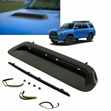 2010-2020 4Runner TRD PRO Hood Scoop Bulge Kit (PAINTED MATTE BLACK) Toyota OEM