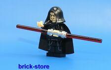 LEGO® Star Wars Figur / IMPERATOR PALPATINE  roten doppel Laserschwert