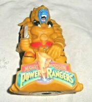 SABAN 1994 POWER RANGERS BANK GOLDAR SEE PICS NICE