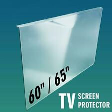 """TV Screen Protector ANTI-GLARE 60"""" inch / 65"""" inch Protection Cover"""