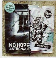 (FF875) Digital Love/No Hope Astronaut, split EP - 2009 DJ CD