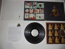 Cat Stevens Buddha Chocolate Box 1974 Lee Hulko EXC Press Ultrasonic CLEAN
