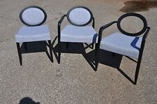 Three Piece Modern Capdell Chair Set Made In Spain
