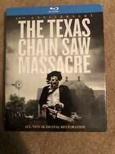 The Texas Chainsaw Massacre (Blu-ray Disc, 2014)