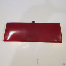 used Kirby red color Bag Top Cover. For older vintage KIrby models.