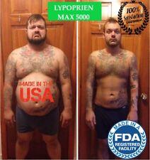 LYPOPRIEN 5000 CRAZY FAT MELTING FORMULA  #1 Best diet pills to lose weight FAST