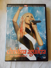 CHRISTINA AGUILERA My Reflection DVD Musicale