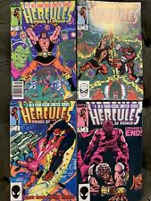 Hercules Limited Series (1983) Issues #1-4 NM