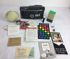 Polaroid Pathfinder Land Camera Model 110A NICE!!!