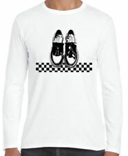 Long Sleeve Madness Big & Tall T-Shirts for Men