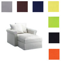 Custom Made Cover Fits IKEA Gronlid Chaise Lounge,  Replace Cover