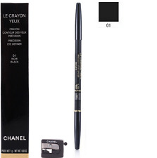 Chanel Le Crayon Yeux Precision Eye Definer 01 NOIR BLACK