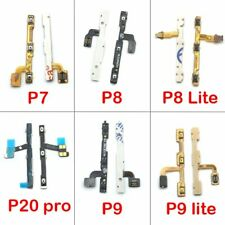 Power On Off Volume Button Flex Cable For Huawei P7 P8 P9 P10 P20 Lite Mate 10