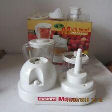 MAXIM Mini Multi- Food Processor