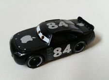CARS Disney pixar APPLE CAR NERA nr. 84 sfuso custom mattel  black 1:55 maclama