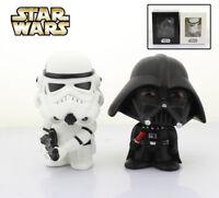 Star Wars Stormtrooper Darth Vader Bobble Head PVC Action Figure Model Toy