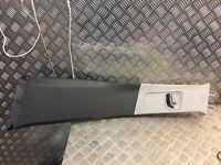 OPEL ASTRA Interior B Pillar Trim LEFT for VAUXHALL ASTAR J MK6 Hatch 13259167