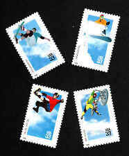 3321-24 Extreme Sports SINGLES SET READY IN MOUNT MNH-VF