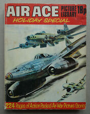 Air Ace Picture Library Holiday Special comic 1973 FR (phil-comics)
