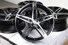"17"" Effect Wheels Rims Fit Acura RL TL BMW 318 325 328 330 Lacrosse CTS Equinox"