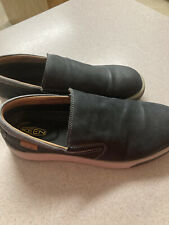Keen Mens Suede Leather Slip-On U.S. Size 10.5. Used But In Very Good Condition.